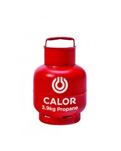 3.9kg Propane gas bottle